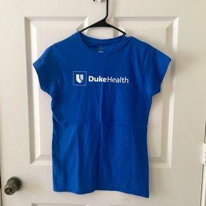 Tops - Duke University Health Cotton Tee